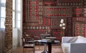 Зачем раньше вешали ковры на стены